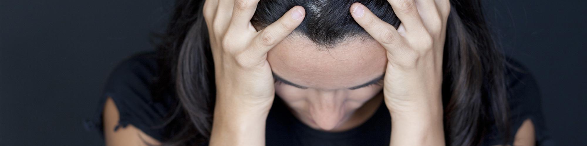 ensomhed vivi hinrichs krise sorg