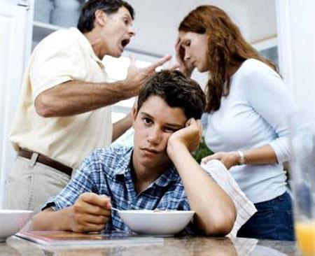 Oplever du mistrivsel i familien?
